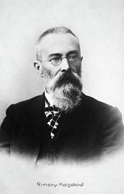 Photograph - Nikolai by Granger