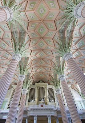 Photograph - Nikolaikirche Leipzig by Jenny Setchell