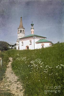 Photograph - Nikolskaya Church Suzdal by Elena Nosyreva