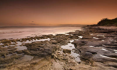 Photograph - Nimitz Beach by Tin Lung Chao