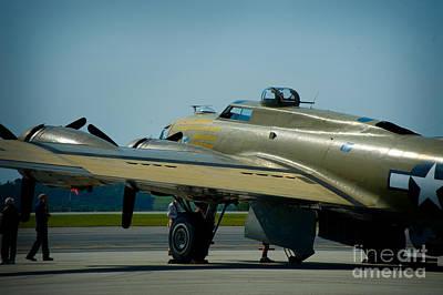 Ww11 Aircraft Photograph - Nine-o-nine by Jim  Calarese