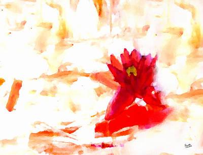 Ninfea Painting - Ninfea by Marcello Cicchini