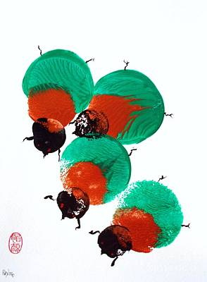 Nippon No Kabutomushi Original by Roberto Prusso