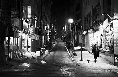 Photograph - Nisantasi Street by John Rizzuto