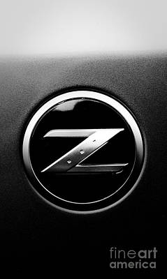 Z Photograph - Nissan Z by Jt PhotoDesign