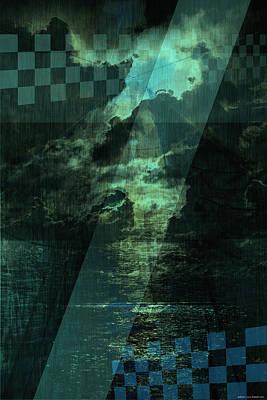 No 030 Art Print by Alexander Ahilov