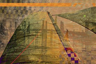 No 033 2 Art Print by Alexander Ahilov