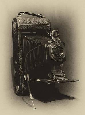 No. 1-a Kodak Jr. Art Print by Leah Palmer