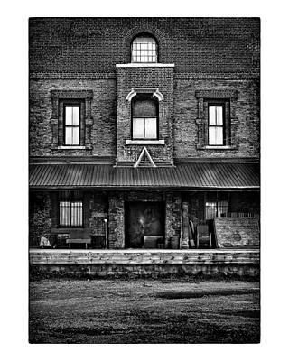 Photograph - No 409 Front St E Toronto Canada by Brian Carson