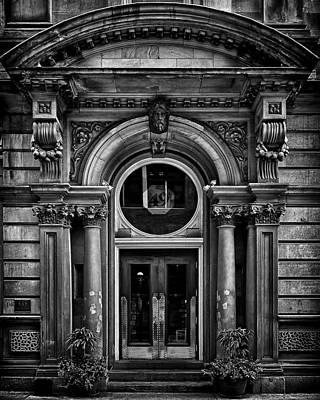 Photograph - No 49 Yonge St Toronto Canada by Brian Carson
