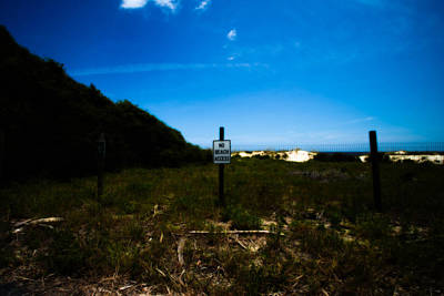 Photograph - No Beach Access by J Riley Johnson