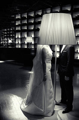 Husband Photograph - No Idea by Rockas Kane