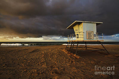 Photograph - No Lifeguard On Duty by Dennis Hedberg