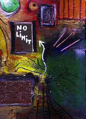No Limits Art Print by Mirko Gallery