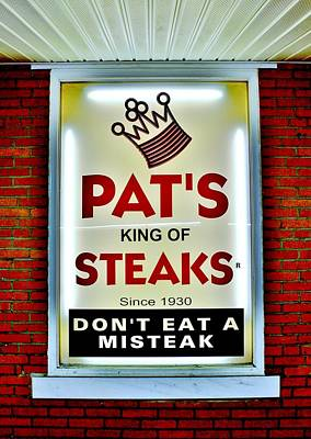 No Misteaks Art Print