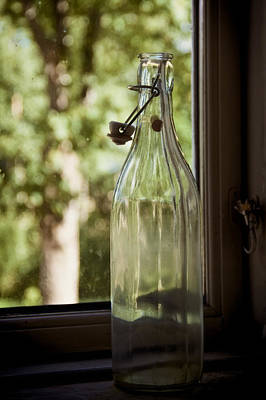Stopper Photograph - No More Summer Wine by Odd Jeppesen