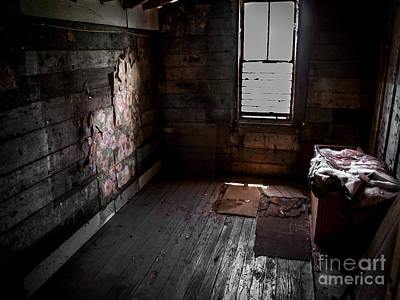 Photograph - No One Home by Ken Frischkorn