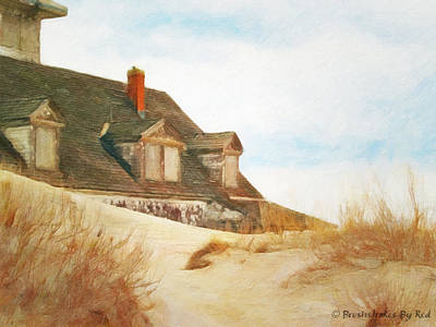 Painting - No One Home by Melody McBride