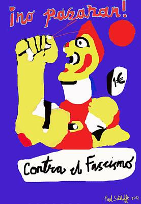 No Pasaran Original by Paul Sutcliffe