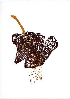Cookbook Digital Art - No Seeds by David Esslemont