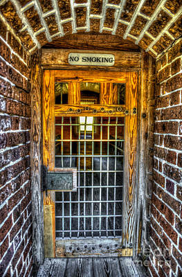 Photograph - No Smoking by Dale Powell