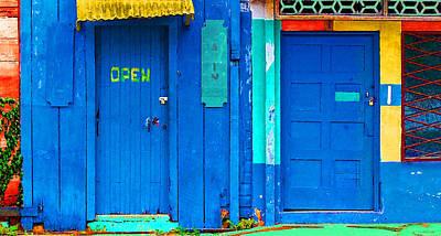 Photograph - No Vacancy Costa Rica by Deborah Smith