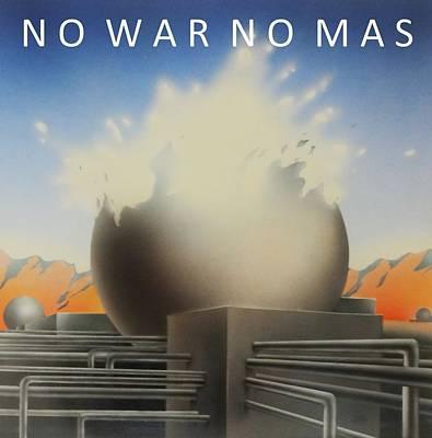 No War No More Art Print