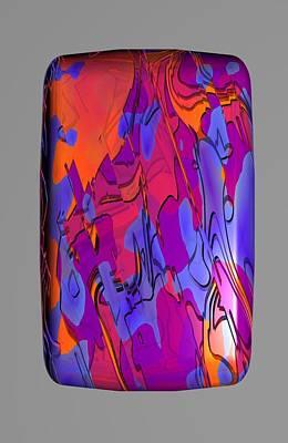 Digital Art - No Web Little Get C 1 7 by Zac AlleyWalker Lowing