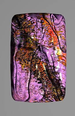 Digital Art - No Web Little Get D16 by Zac AlleyWalker Lowing