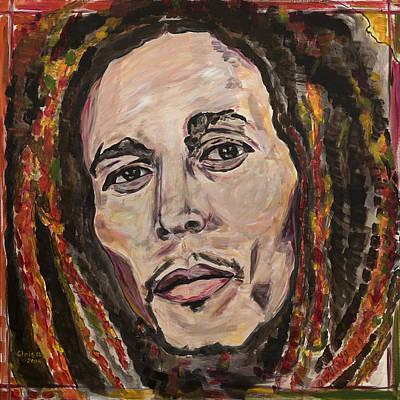 No Woman No Cry Art Print