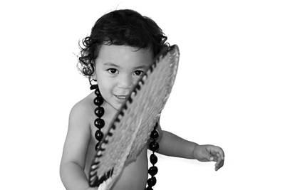 Tongan Photograph - Noah Faletasi by Victoria Faletasi