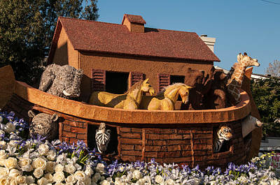 Photograph - Noah's Ark by Connie Cooper-Edwards