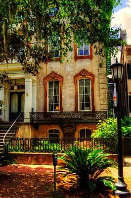 Photograph - Noble Hardee House by Greg and Chrystal Mimbs