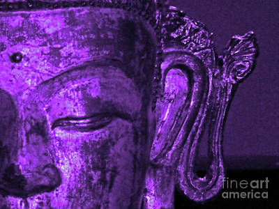 Serenity Prayer Photograph - Noble Truth by Angela Wright