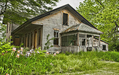 Photograph - Nobody Home 4 by John Crothers