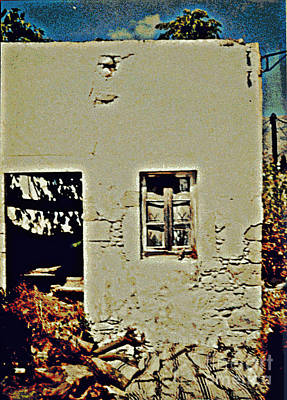 Photograph - Nobody Home by Diane montana Jansson