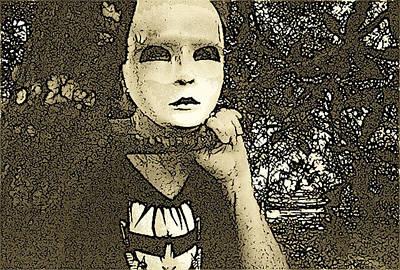 Photograph - Nobody Knows My Name by Strangefire Art       Scylla Liscombe