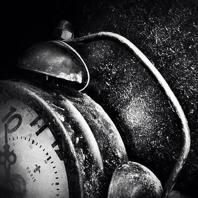 Photograph - Noir Time by Kathleen Messmer