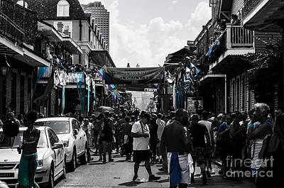 Jewish Pride Photograph - Nola A40a  Southern Decadence 2014 by Otri Park