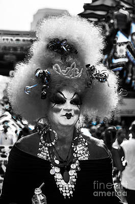 Jewish Pride Photograph - Nola A40m  Southern Decadence 2014 by Otri Park
