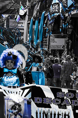 Jewish Pride Photograph - Nola A40n  Southern Decadence 2014 by Otri Park