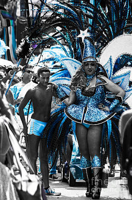 Jewish Pride Photograph - Nola A40p  Southern Decadence 2014 by Otri Park