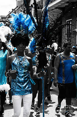 Jewish Pride Photograph - Nola A40s  Southern Decadence 2014 by Otri Park
