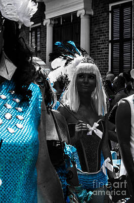 Jewish Pride Photograph - Nola A40u Southern Decadence 2014 by Otri Park