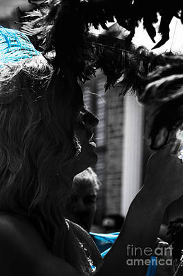 Jewish Pride Photograph - Nola A40v Southern Decadence 2014 by Otri Park