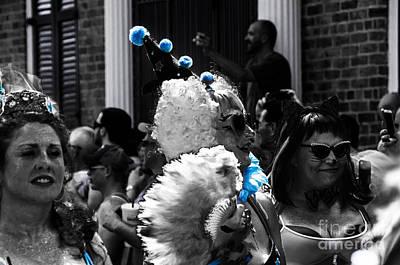 Jewish Pride Photograph - Nola B40c Southern Decadence 2014 by Otri Park