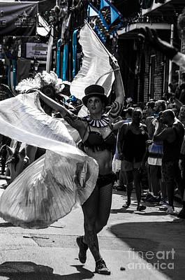 Jewish Pride Photograph - Nola B40o Southern Decadence 2014 by Otri Park