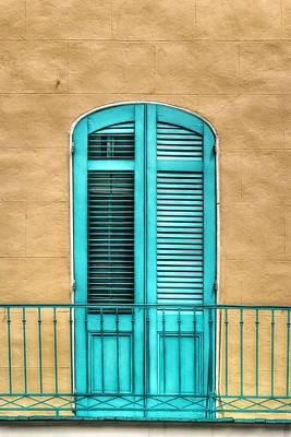 Photograph - Nola Balcony by Brenda Bryant