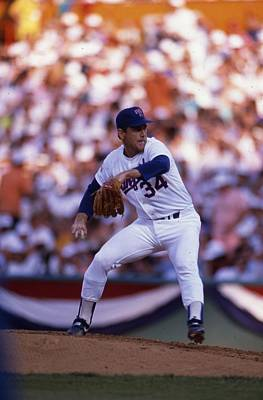 Nolan Ryan Photograph - Nolan Ryan  by Retro Images Archive