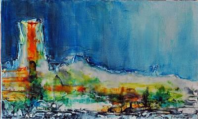 Noland Original by Francoise Dugourd-Caput